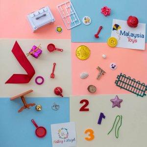 Montessori Sound Objects Starter Kit by Malaysia Toys