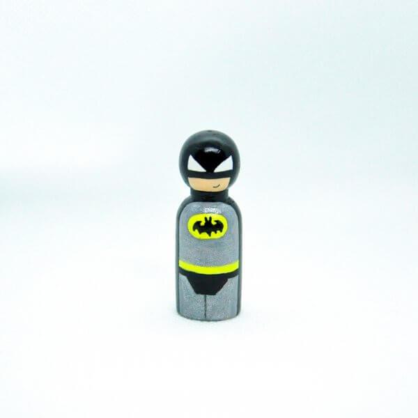Superheroes Peg Dolls by Malaysia Toys - Batman