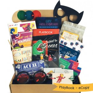 Behind the Scenes Activity Box Kit by Malaysia Toys