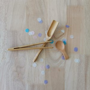 Fine Motor Tools Set 3 pieces by Malaysia Toys
