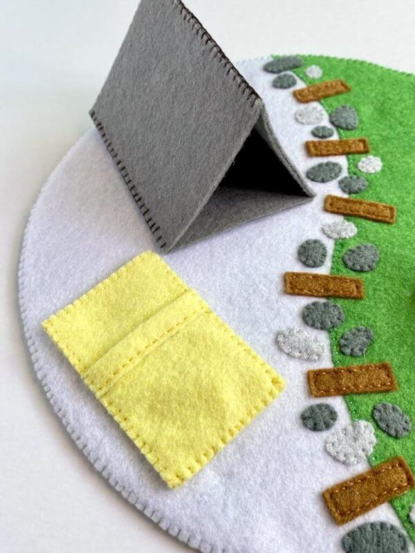 Garden Themed Play Mat by Malaysia Toys