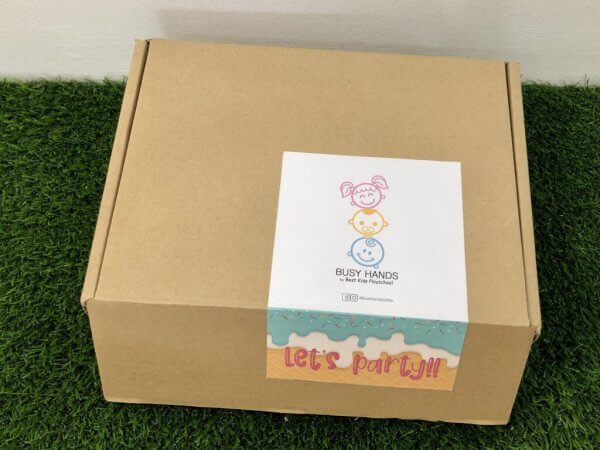 Let's Party Busy Activity Box by Malaysia Toys
