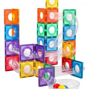 Magnetic Edu Tiles by Malaysia Toys