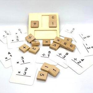 Math Board by Malaysia Toys