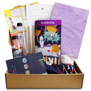 Power Up Activity Box Kit by Malaysia Toys