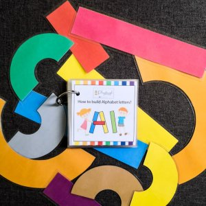 Building Alphabets by Malaysia Toys
