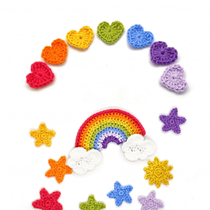 Crocheted Accessories by Malaysia Toys