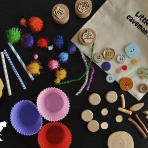 Little Baker Playdough Kit by Malaysia Toys