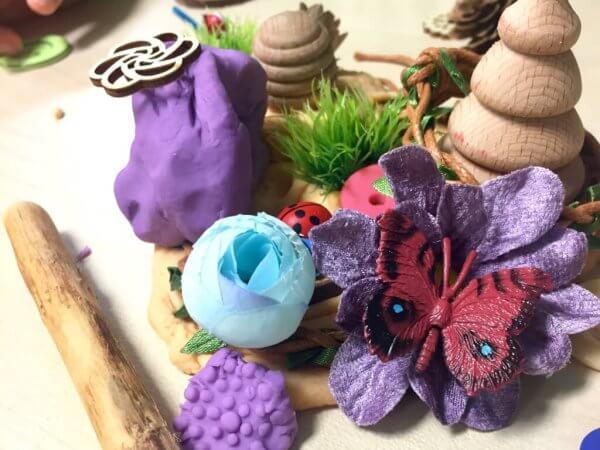 Nature Explorer Playdough Activity Kit Box by Malaysia Toys