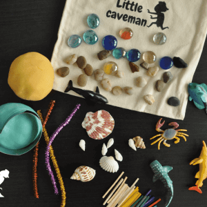 Ocean Watcher Playdough Kit by Malaysia Toys