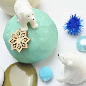 Polar Explorer Playdough Activity Kit Box by Malaysia Toys