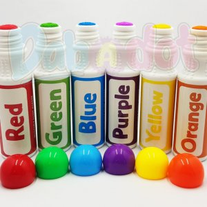 Dab-a-Dot Classic 6 pieces Marker by Malaysia Toys