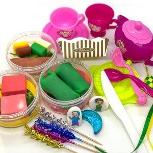 Kuih Raya Playdough Activity Kit Box by Malaysia Toys