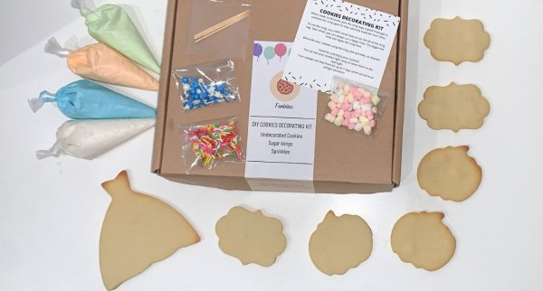 Cookie Decorating Kit by Malaysia Toys - Cinderella