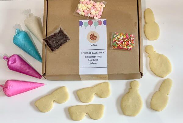 Cookie Decorating Kit by Malaysia Toys - Dressing Up