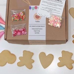 Cookie Decorating Kit by Malaysia Toys - Teddy Bear