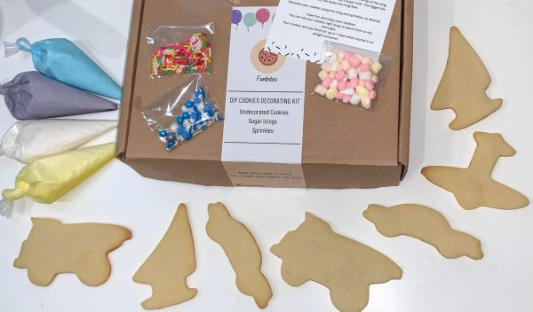 Cookie Decorating Kit by Malaysia Toys - Transport