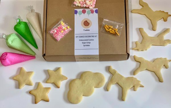 Cookie Decorating Kit by Malaysia Toys - Unicorn