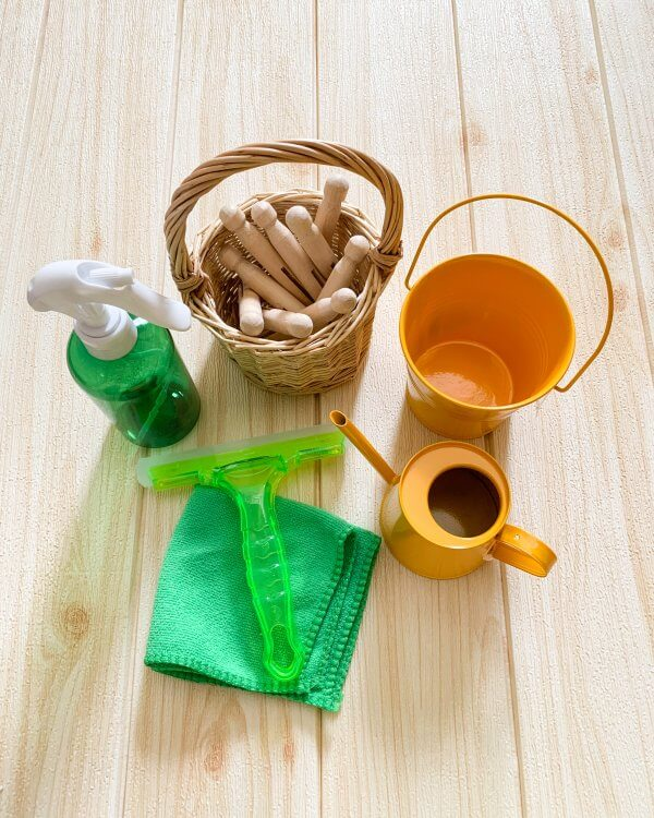 Little Helper Outdoor Tools (Set of 7) by Malaysia Toys