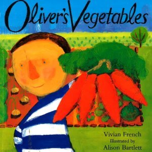 Oliver's Vegetables (Vivian French) by Malaysia Toys