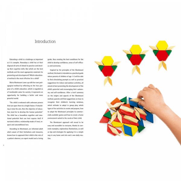 The Montessori Method Lab at Home (Chiara Piroddi) by Malaysia Toys