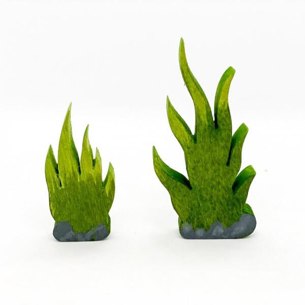 Wooden Seagrass by Malaysia Toys