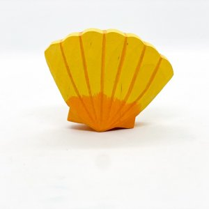 Wooden Seashell by Malaysia Toys