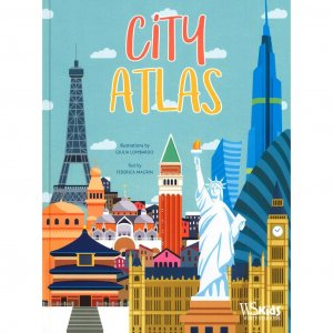 City Atlas (Federica Margin) by Malaysia Toys