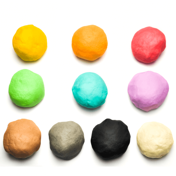 Homemade Playdough (Assorted Colours) by Malaysia Toys (10)