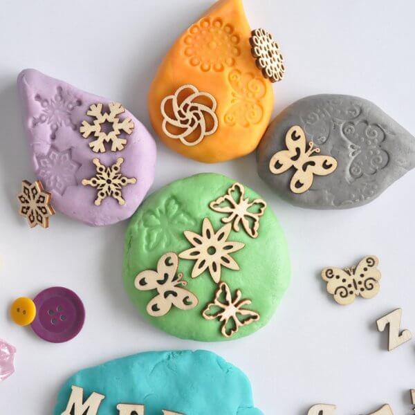 Homemade Playdough (Assorted Colours) by Malaysia Toys