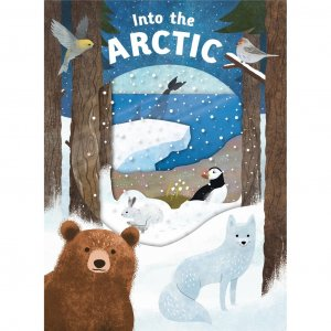 Look Closer Into the Arctic (Emily Dove) by Malaysia Toys