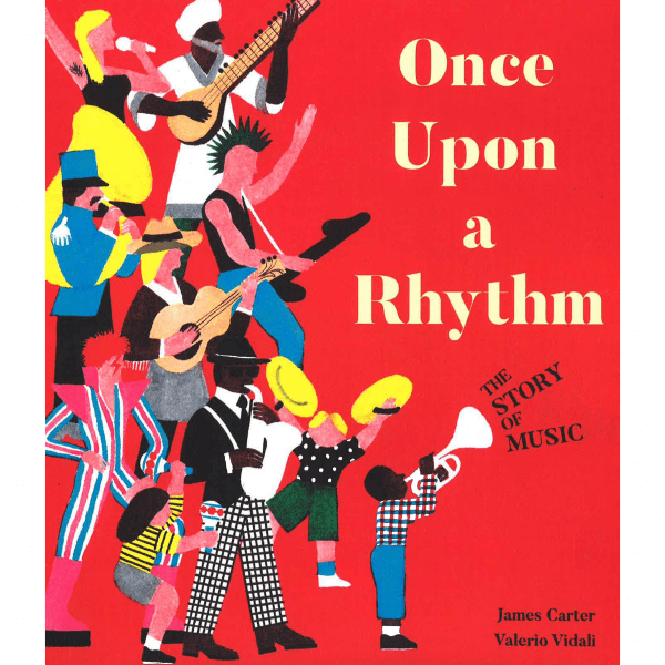 Once Upon a Rhythm (James Carter) by Malaysia Toys