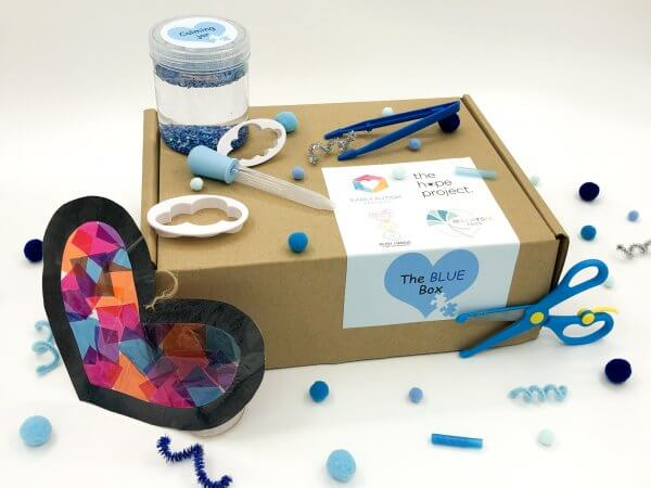 The Blue Box - by the Hope Project and Malaysia Toys