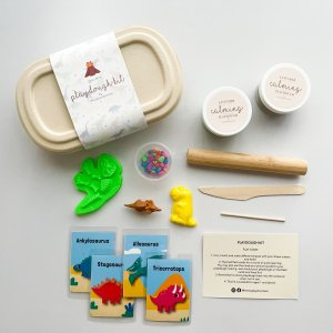 Dino-mite Playdough Kit by Malaysia Toys