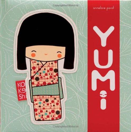 Kokeshi Yumi (Annelore Parot) by Malaysia Toys
