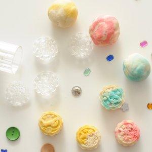 Mooncake Playdough Kit by Malaysia Toys