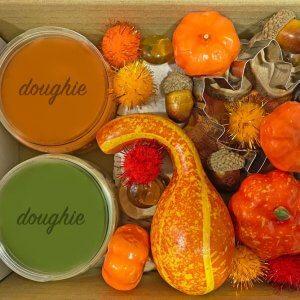 Fall Harvest Mini Playdough Kit by Malaysia Toys