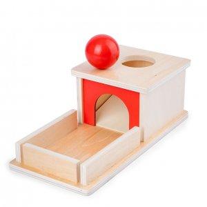 Object Permanence Imbucare Box by Malaysia Toys