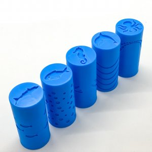 Ocean Playdough Rollers by Malaysia Toys