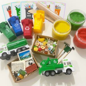 Recycling Kit by Malaysia Toys