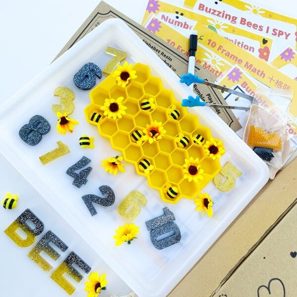 Bumblebee Playbox by Malaysia Toys