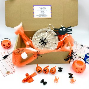 Halloween Busy Box by Malaysia Toys
