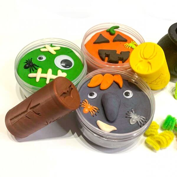 Halloween Playdough Kit by Malaysia Toys